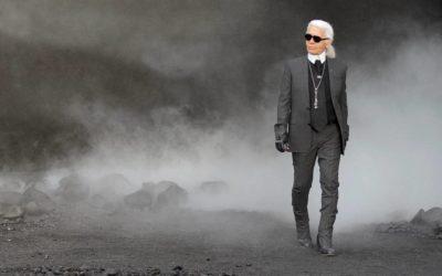 Monsieur Karl Lagerfeld est parti…